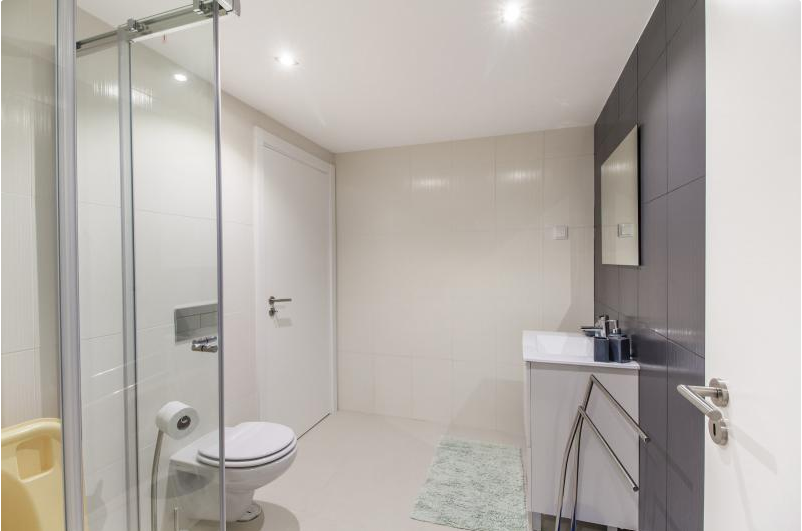 Rental villa / house blanche design