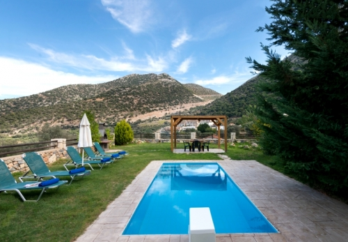 Rental villa / terraced or semi-detached house hamonie