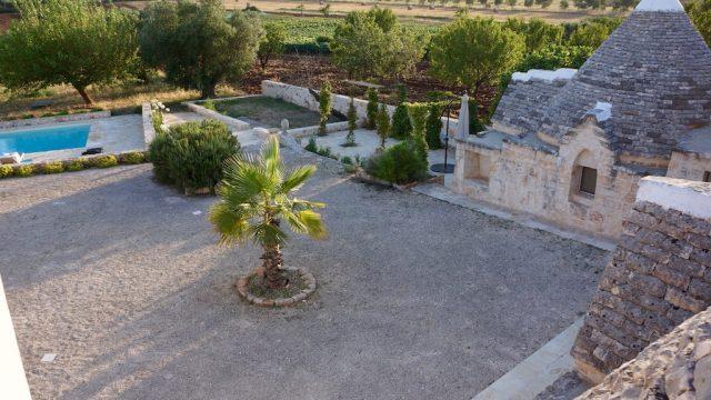 Réserver villa / maison masseria y trulli