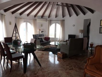 Reserve villa / house los buhitos