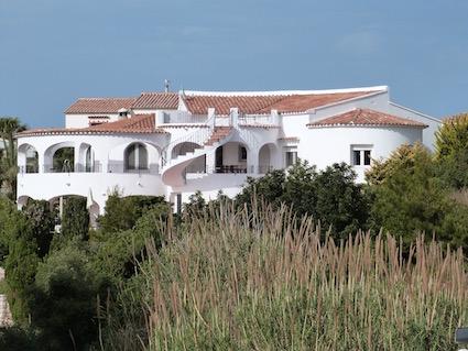 Rental villa / house los buhitos