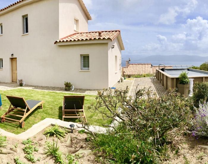 Villa / Maison La Haut à louer à Porto Pollo