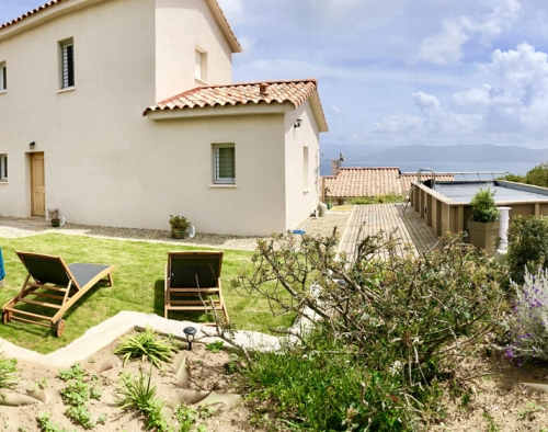 Villa / house La Haut to rent in Porto Pollo