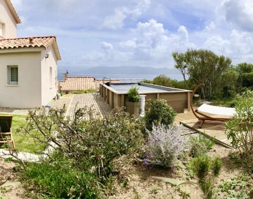 Rental villa / house la haut