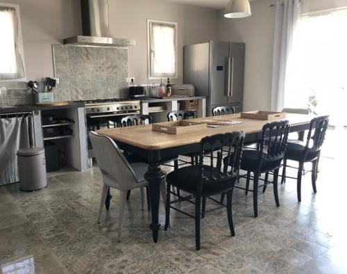 Reserve villa / house la haut