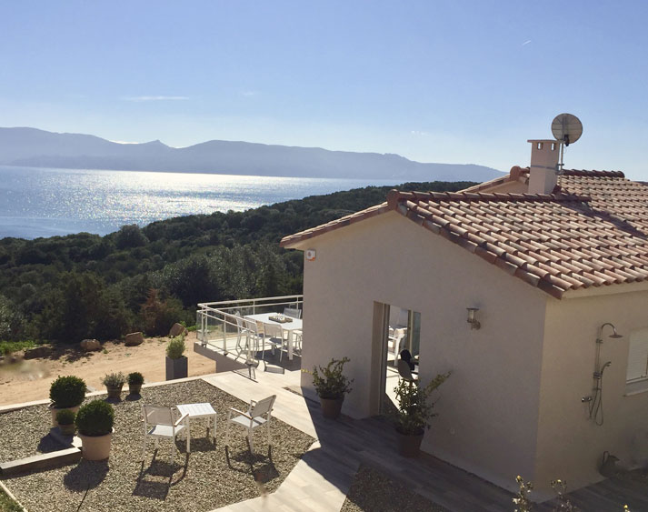 Villa / house Milieu to rent in Porto Pollo