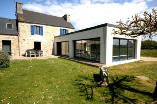 Villa / house Bord de mer to rent in Brignogan plage
