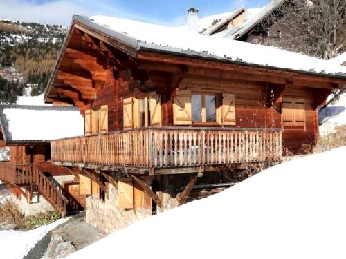 Chalet Mimas à louer à Alpe d'Huez