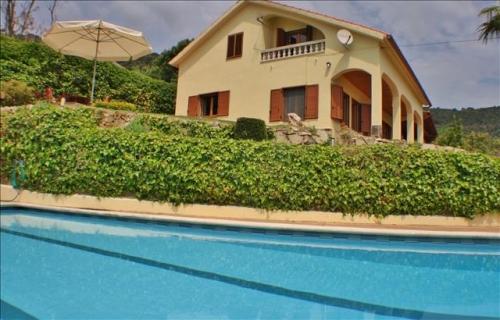 Villa / Maison Vallalta à louer à  Sant Cebria de Vallalta