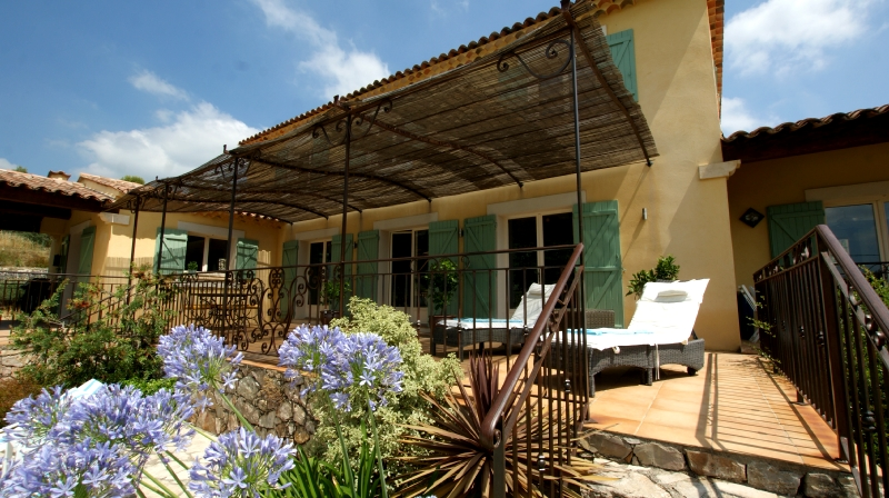 Rental villa / house romarin