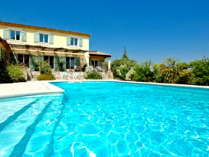 Villa / house Romarin to rent in Seillans