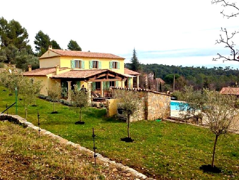 Réserver villa / maison romarin