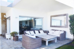 Location villa / maison blue piscine