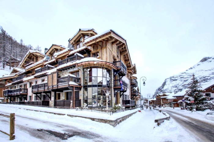 Apartment Tethys to rent in Val d'Isère