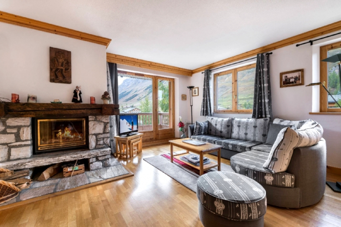 Apartment Hyperion to rent in Val d'Isère