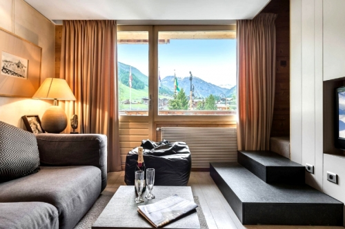 Apartment janus to rent in val d'isère