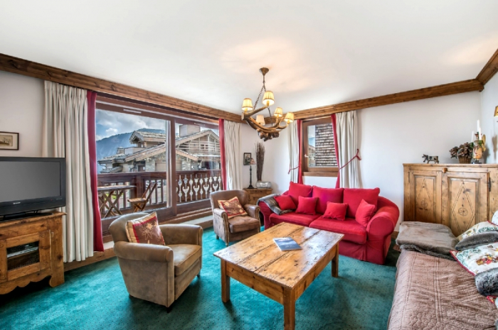 Apartment Tarqeq  to rent in Courchevel 1850