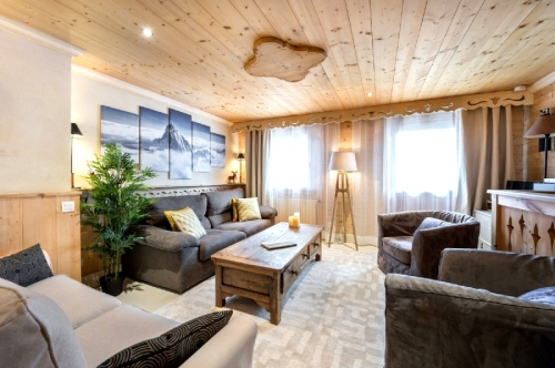 Apartment fenrir to rent in courchevel 1850