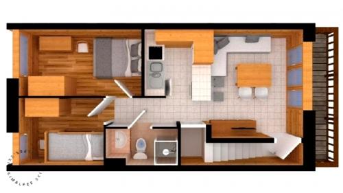 Apartment fenrir