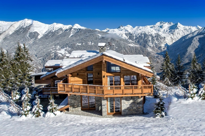 Chalet Calypso to rent in Courchevel 1550