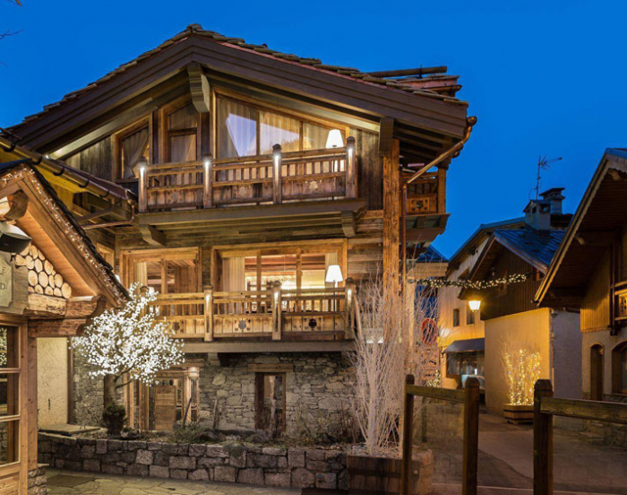 Chalet Helene to rent in Courchevel 1300