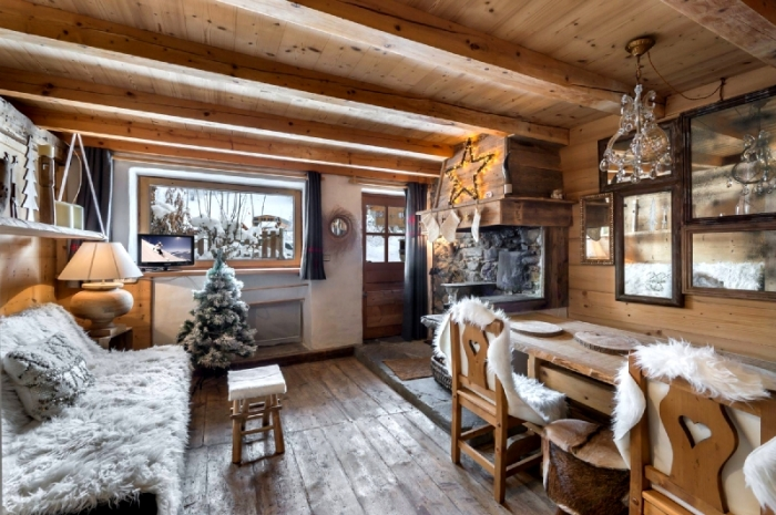 Chalet Polydeuces to rent in Méribel