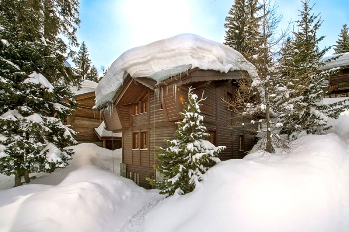 Chalet luxe Anthe