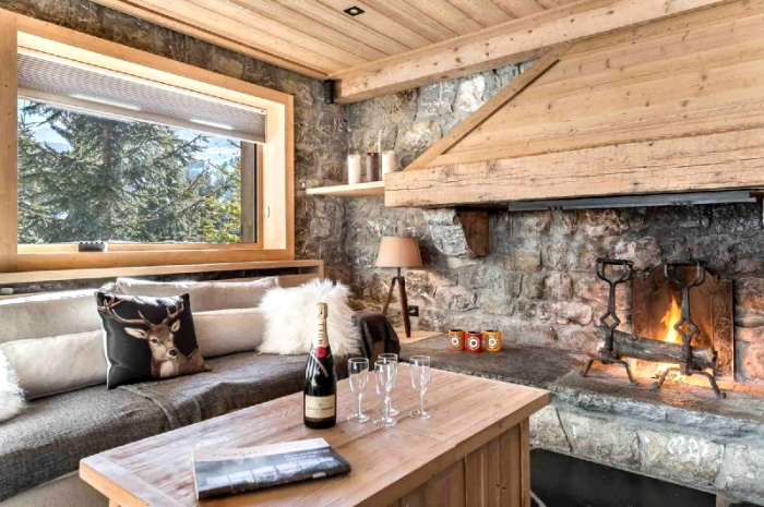 Chalet Kiviuk to rent in Méribel