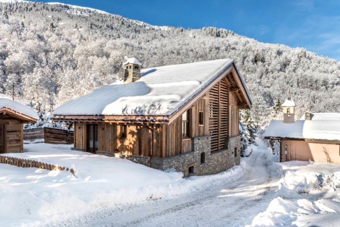 Chalet Thrymr to rent in Méribel