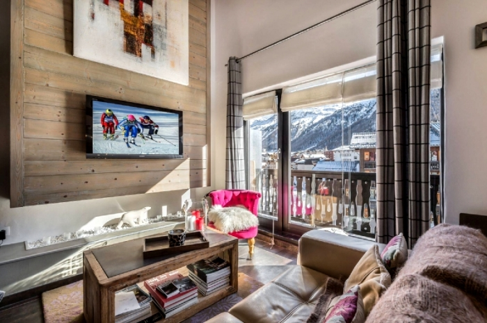 Apartment Erriapus to rent in Val d'Isère