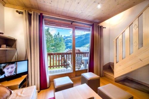 Apartment narvi to rent in méribel