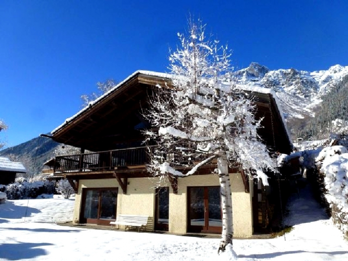 Chalet Skoll to rent in Chamonix