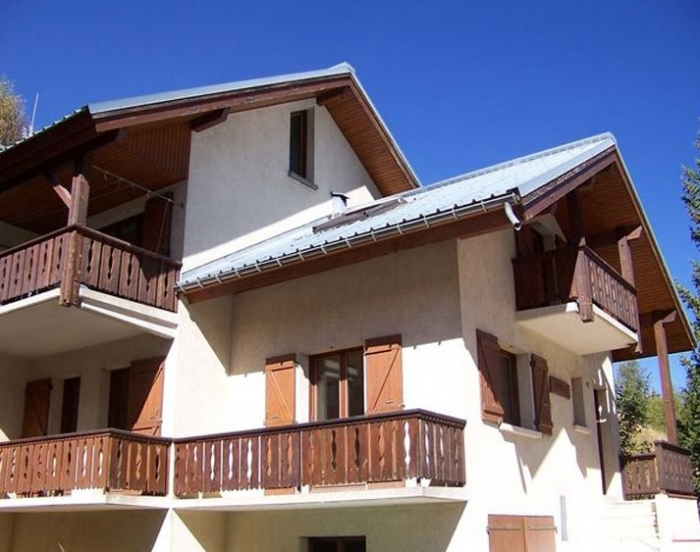 Chalet Aegir to rent in Les Deux Alpes