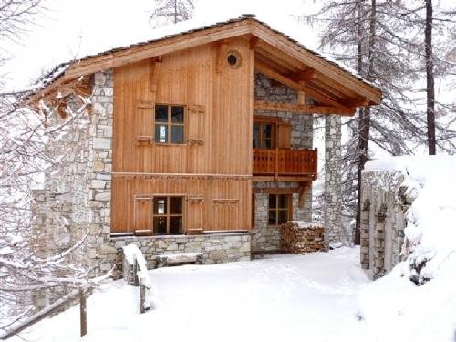 Chalet à Val d'Isère, Vue : Montagne