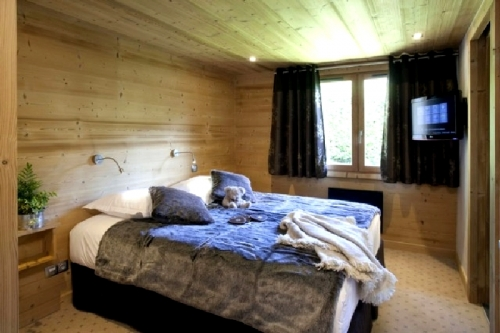 Chalet jarnsaxa to rent in le grand bornand