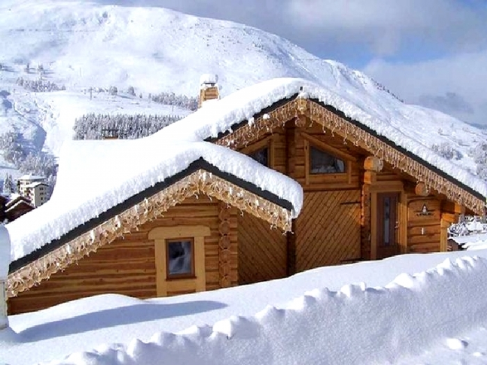 Chalet Europa to rent in Les Deux Alpes