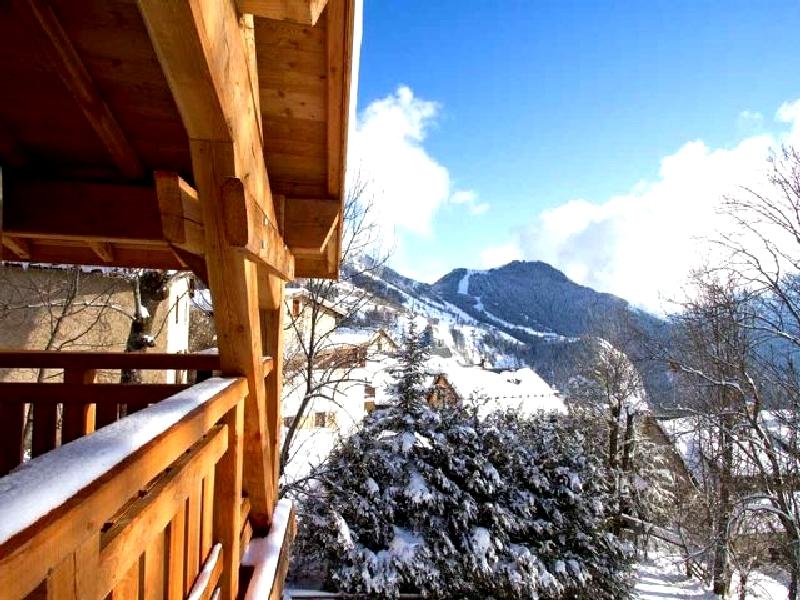 Chalet Ganymede à louer à Alpe d'Huez