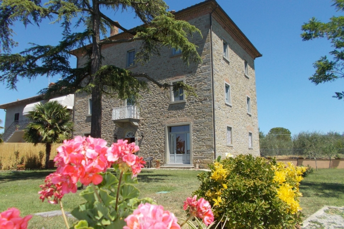 Villa / house Il Castelo to rent in Cortona