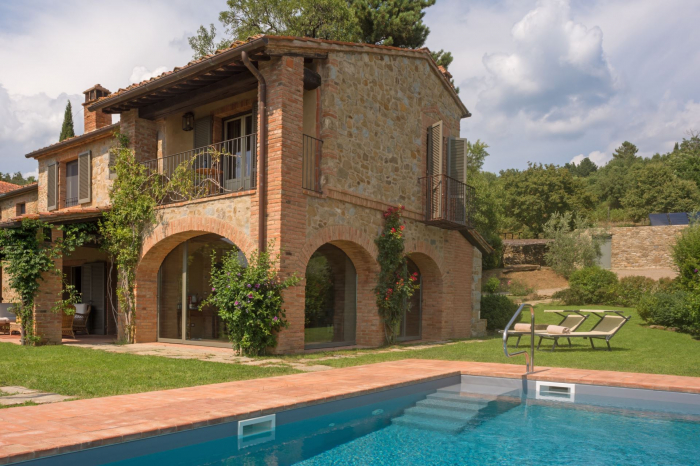 Villa / house Mandarina to rent in Arezzo