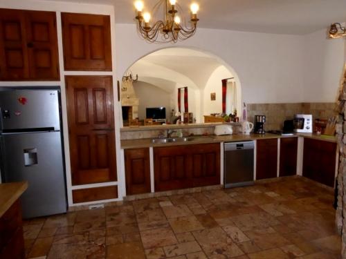 Villa / maison lavandin à louer à simiane la rotonde