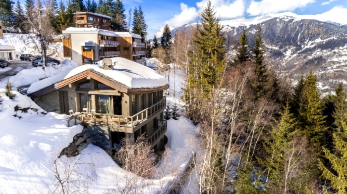 Chalet Harpalyke to rent in Courchevel 1550