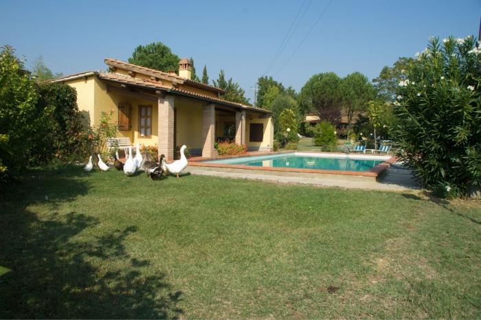 Villa / Maison Jumellas à louer à Bucine
