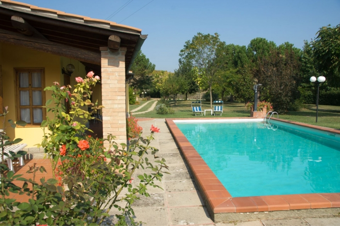 Villa / house Jumellas to rent in Bucine