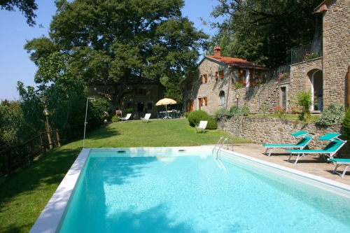 Reserve villa / house la camposa
