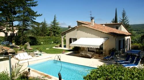 Reserve villa / house pour 6 en bas saison à pied du centre