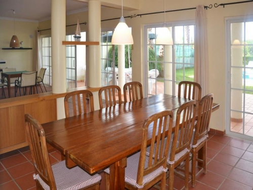 Villa / house amentada to rent in vilamoura