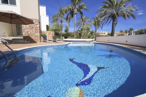 villa à Ferragudo, vue : Mer