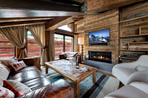 Chalet eukelade to rent in val d'isère