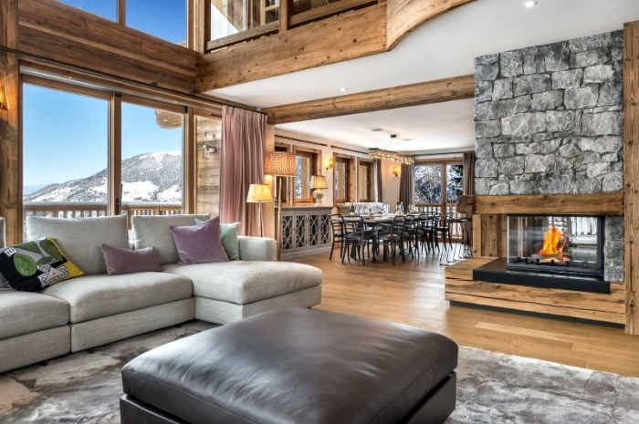 Chalet Themisto to rent in Courchevel 1650