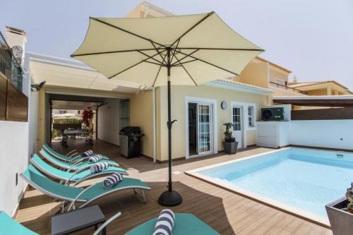 Location villa / maison tropicana